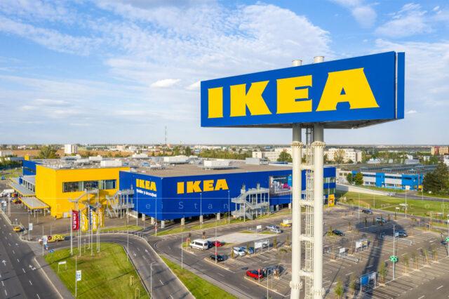 Fotografii office IKEA